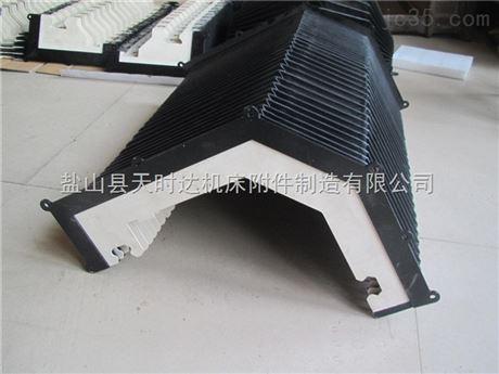 液压机械拉簧拉筋风琴防护罩
