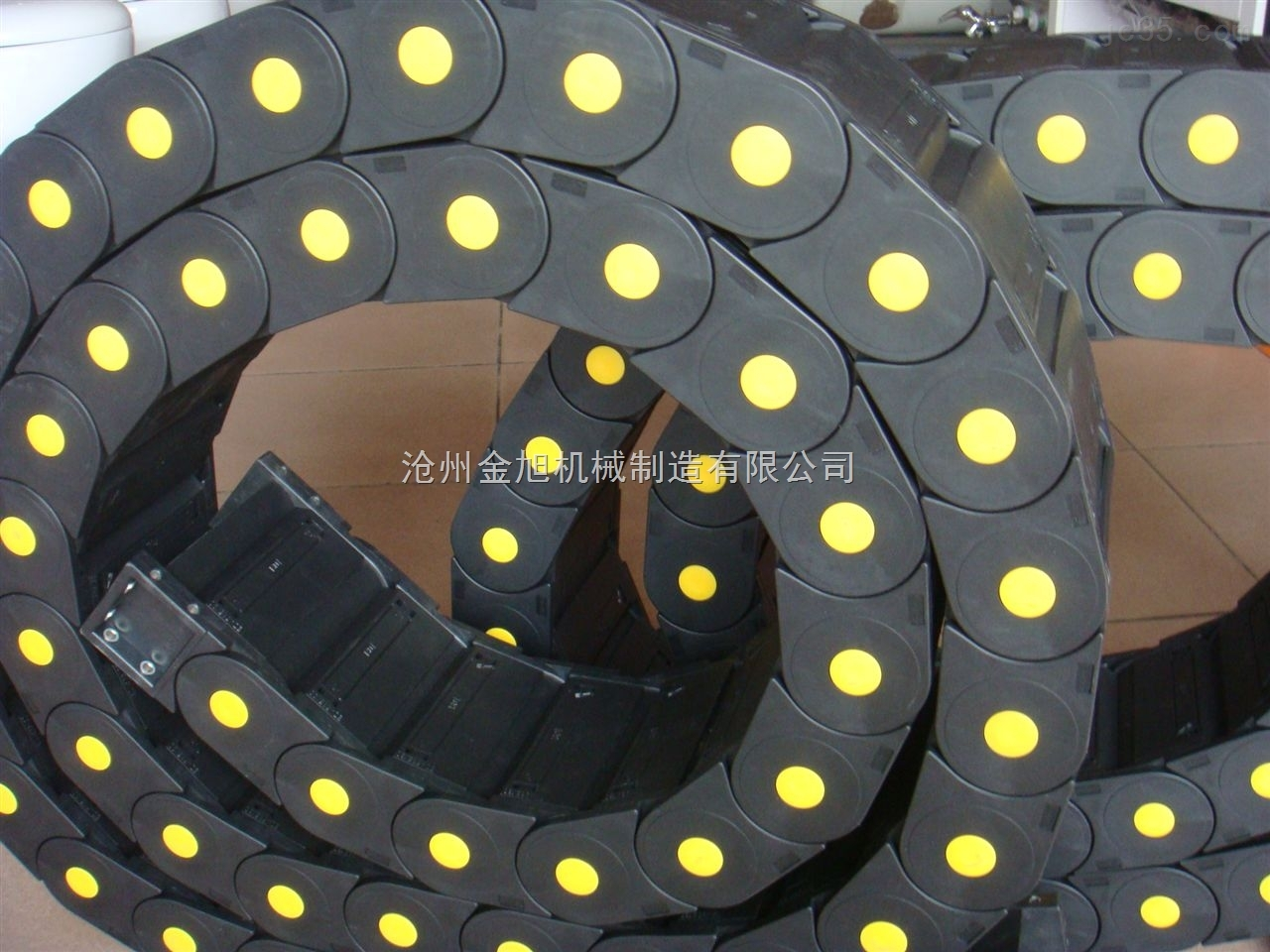 贵州45*90塑料电缆拖链厂家