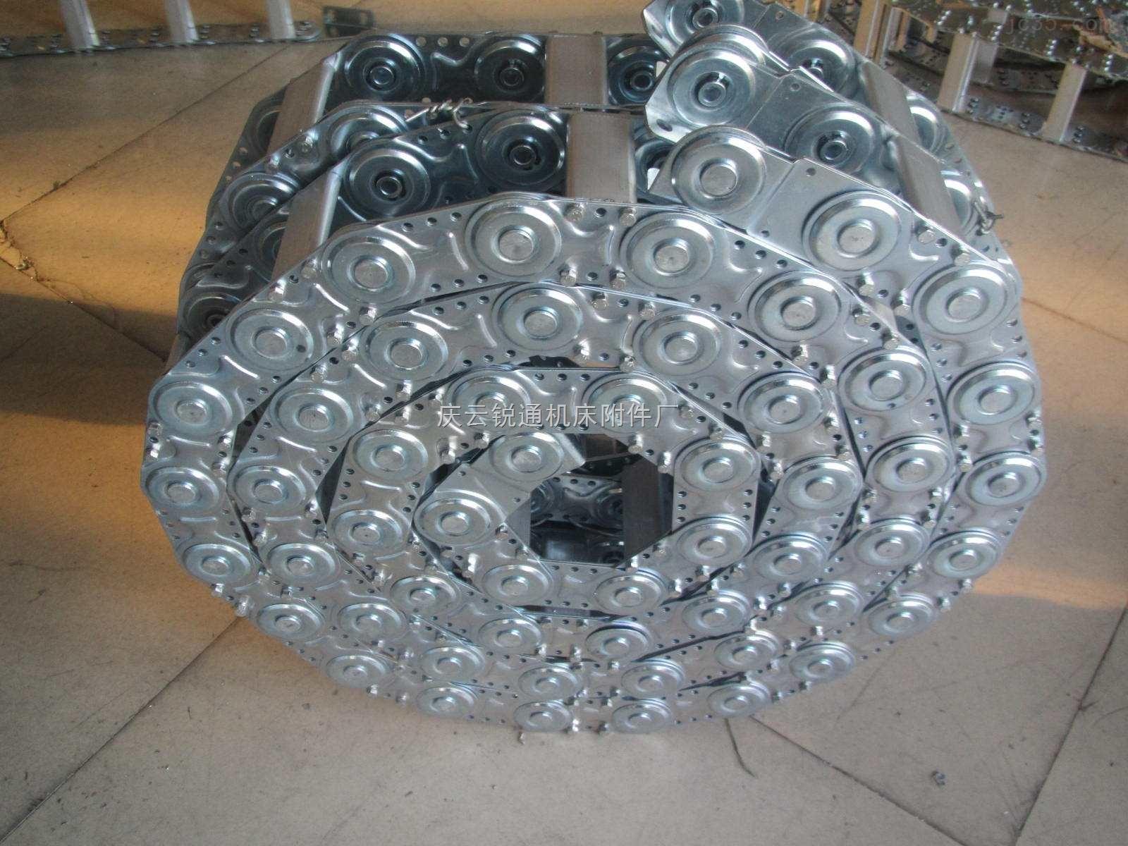 优质钢制拖链价格