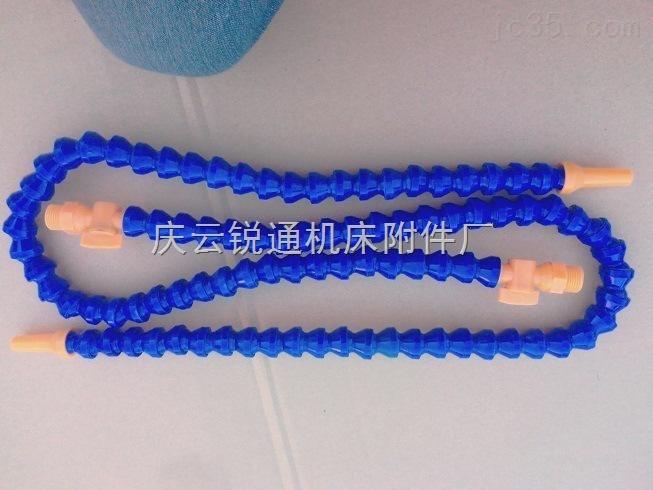 现货供应机床塑料冷却管 竹节管