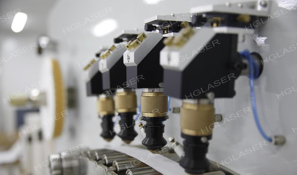 華工激光:鏡頭下的精密激光加工設備