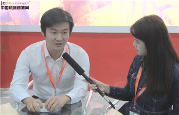 温州机械展机床商务网采访广州数控