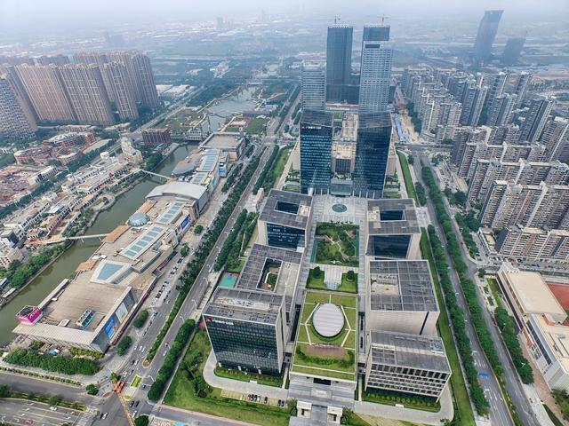 2016广州产业结构