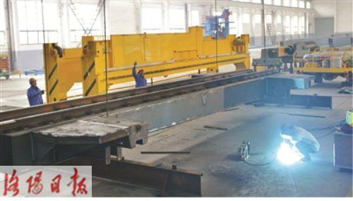 对起重机钢结构焊接质量评判标准的建议