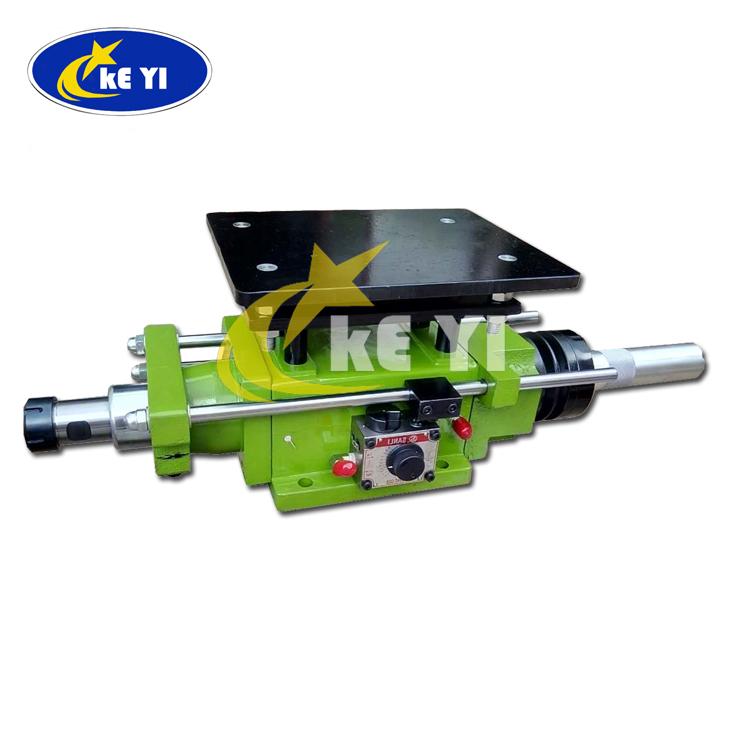 d6厂家现货供应 d6液压钻孔动力头 油压钻孔机床 er25主轴钻削头
