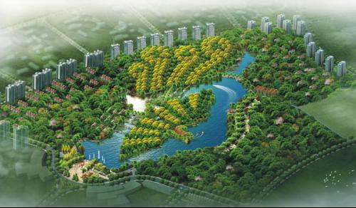 永川远景规划图